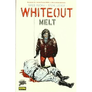 Whiteout - Melt