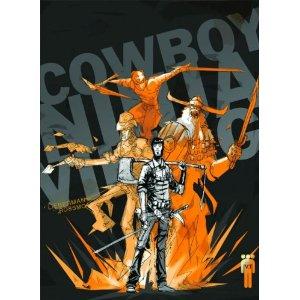 Cowboy Ninja Viking 01