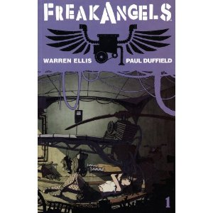 FreakAngels 01