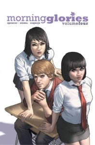 Morning Glories Volume Four