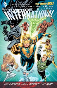 Justice League International 1