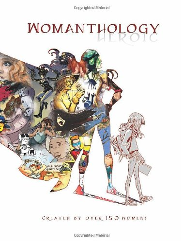Womanthology Heroic